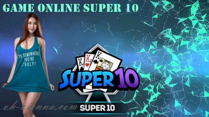 Game Online Terpercaya Super 10
