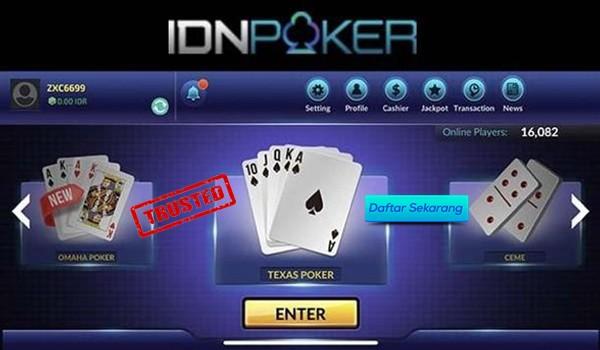 Agen Idn Poker Online Terbaik Langkah daftar judi online Menjadi Member